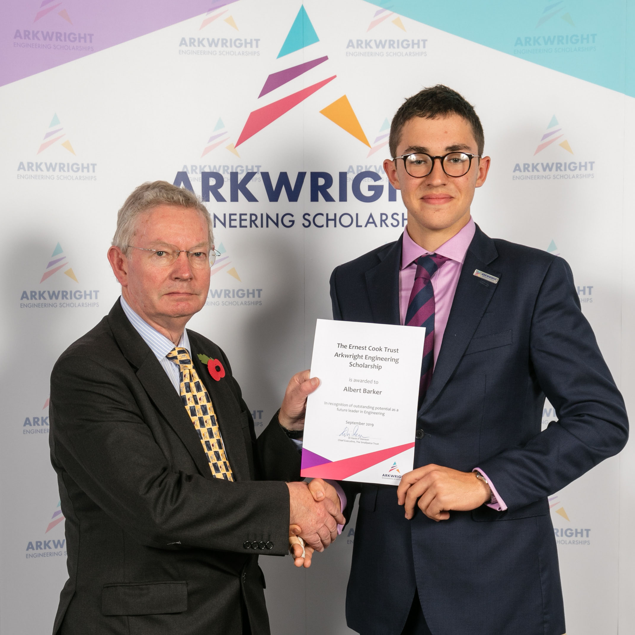 Arkwright Engineering Scholar