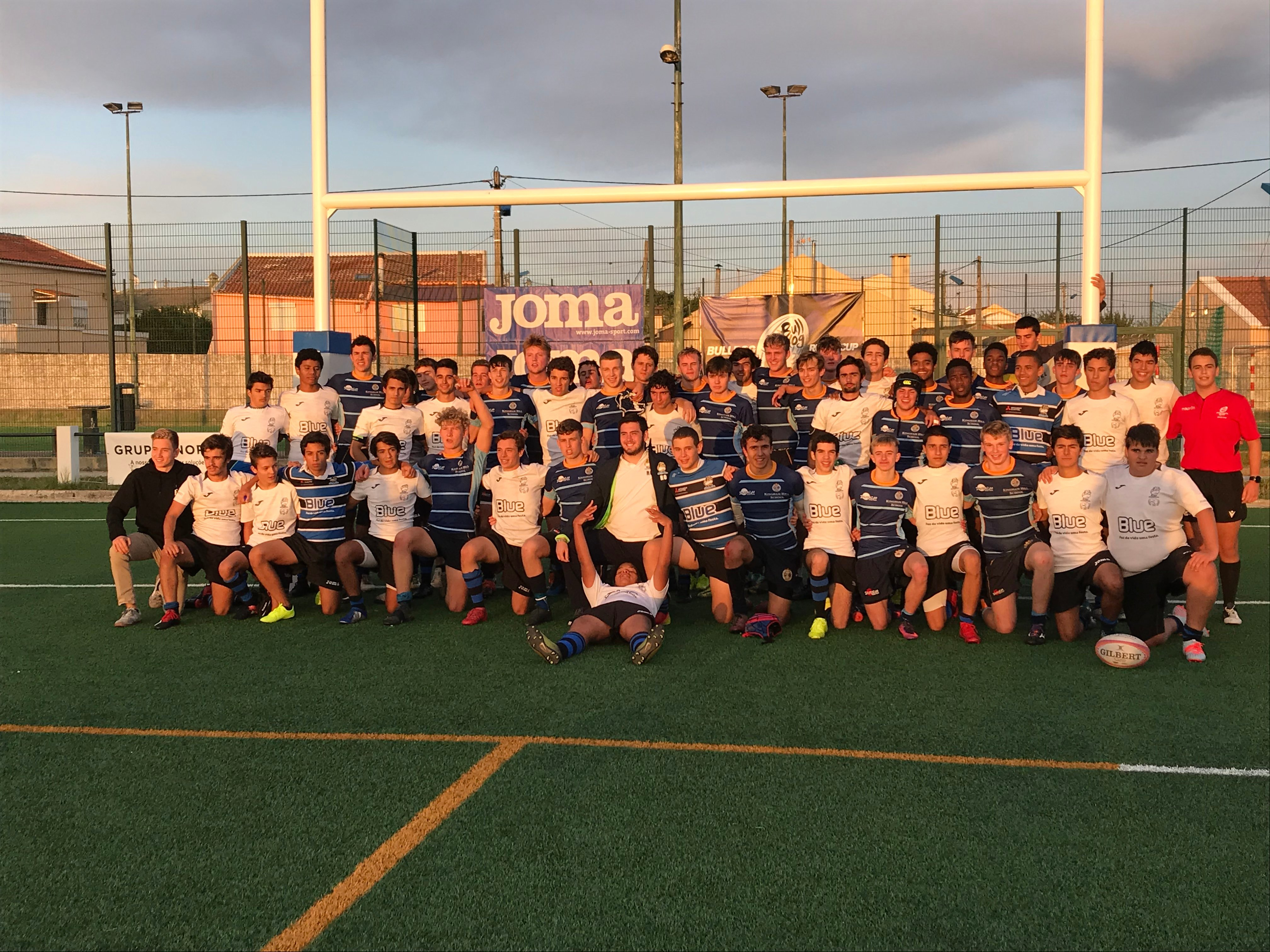 Rugby Tour in Portugal