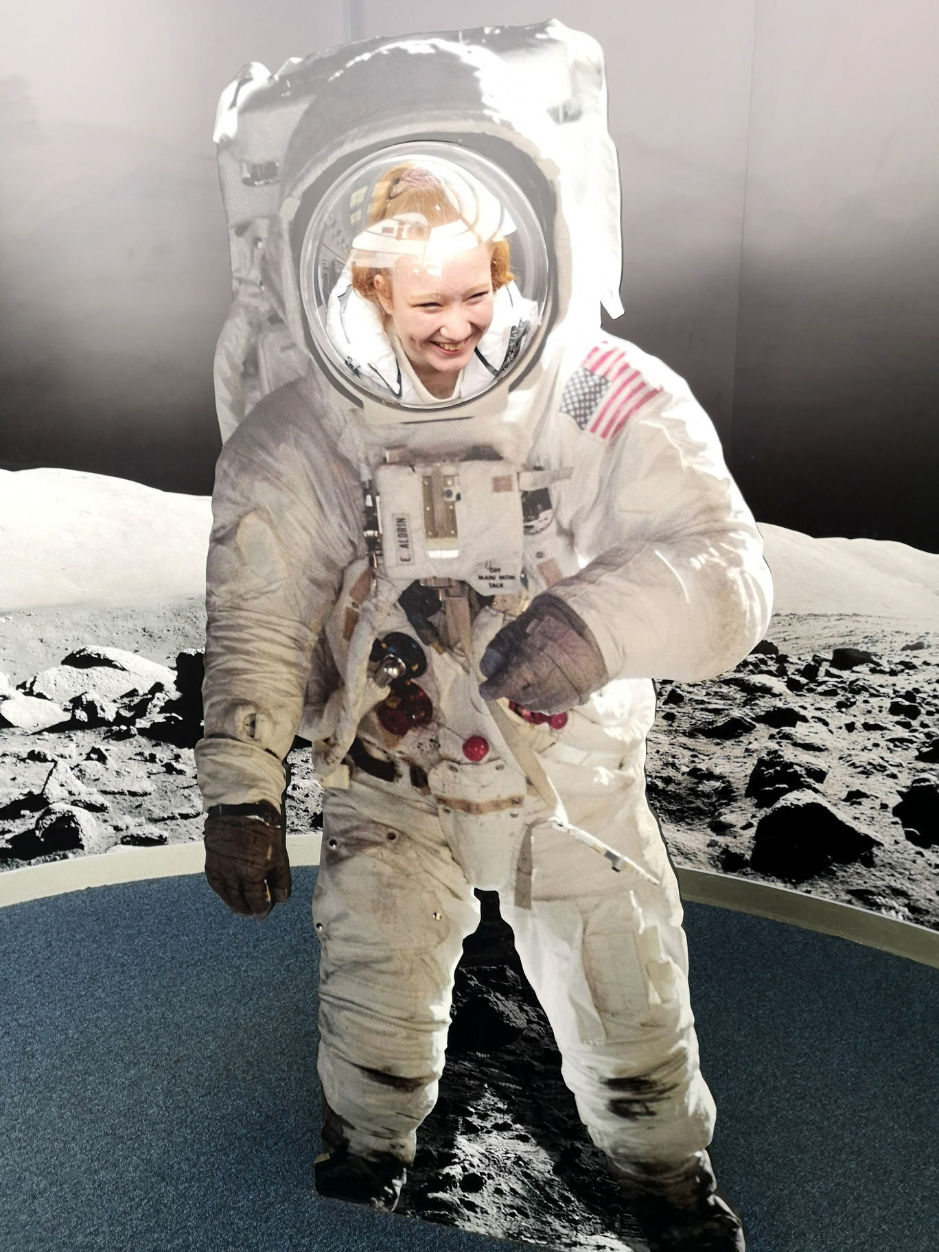 A Visit to the National Space Centre