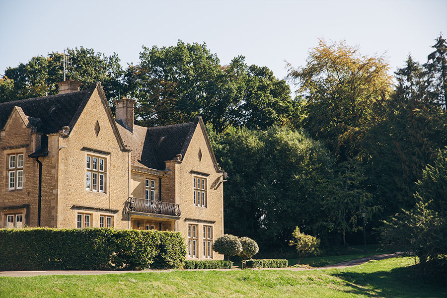 Severn House, one of Kingham Hill School's boarding and day houses for girls
