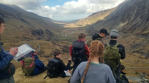 Cadets tackle Adventurous Training camp