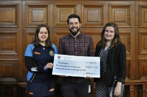 Pupils raise over £5,000 for charity of the year