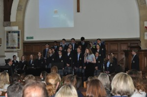 Choirs shine at ninth annual Junior Choir Competition
