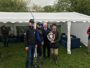 KHS clay shooting team win schools competition
