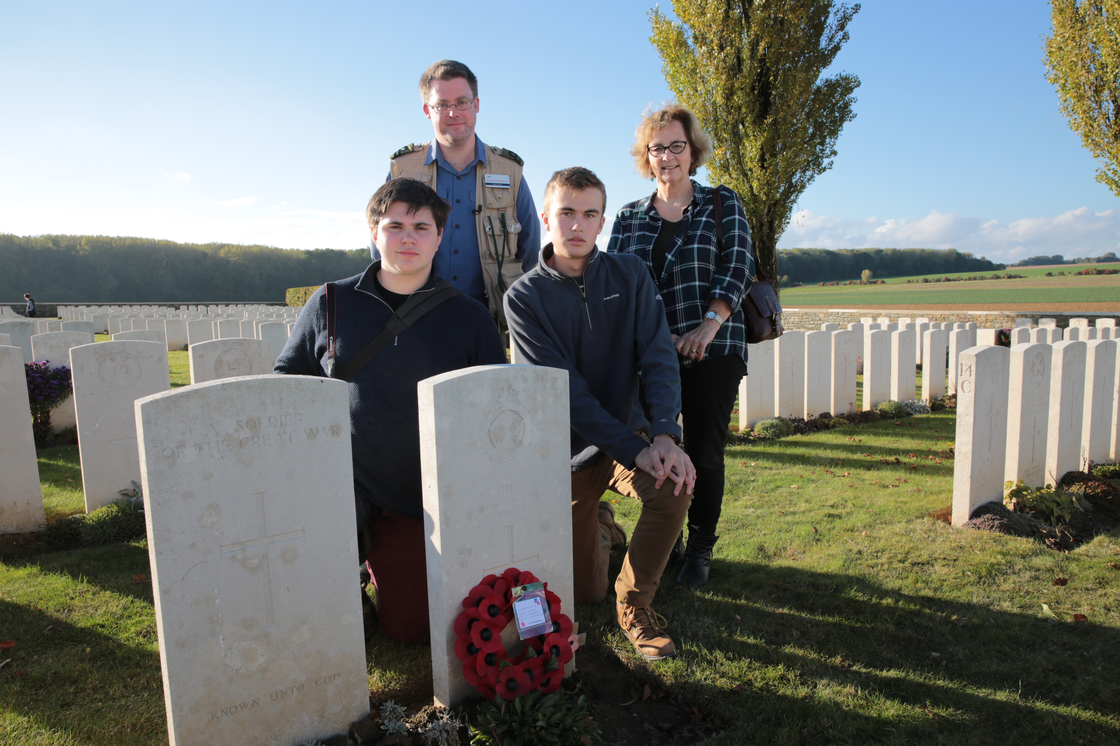 Kingham Hill remembers...Charles Turner