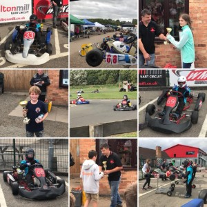 Karting team get competitive season off to a winning start
