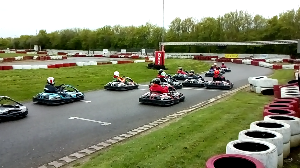 Kingham Hill School race through to National Final of British Schools Karting Championship 2018