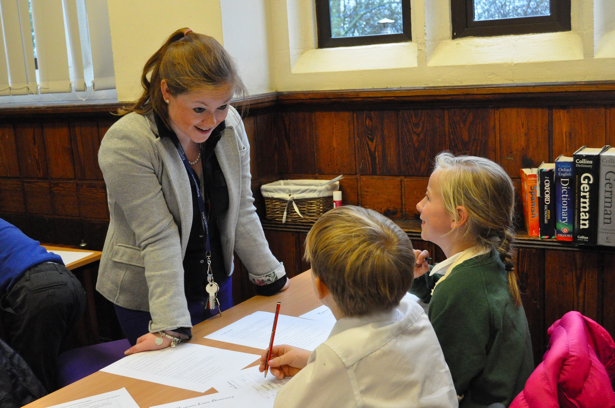 Languages Day: Inspiring our local primary school children