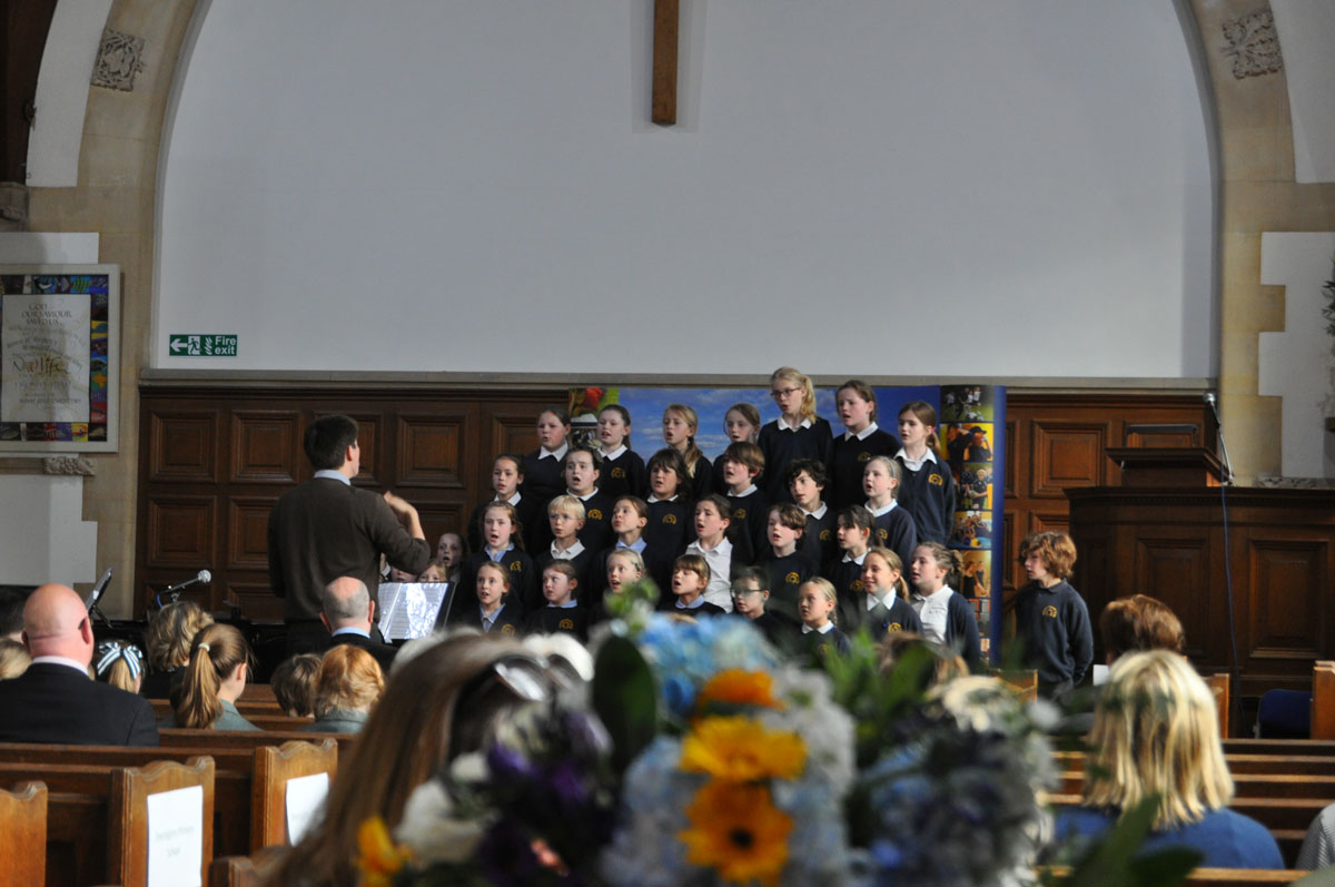 Kingham Hill School hosts sixth annual Junior Choir Competition