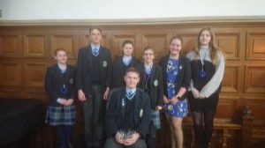 Octagon pupils compete in Kingham Hill Mastermind final