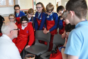Kingham Hill welcomes local primary schools for Science Day
