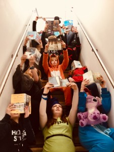 Kingham Hill transforms for World Book Day