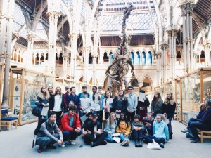 Year 10 art pupils inspired in Oxford