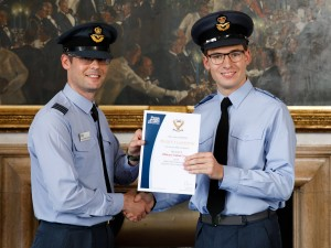 Congratulations Pilot Officer Lock